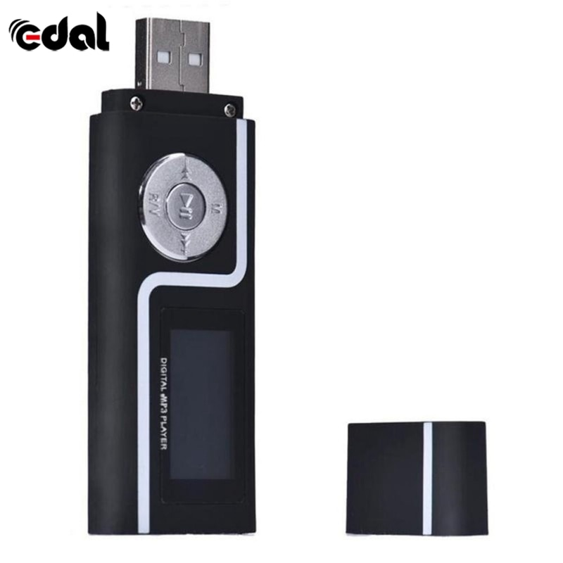 Reproductor de música portátil USB MP3 Almacenamiento de memoria Flash Audio puro tonos táctiles Mp3 Wma Wav Yse Lcd reproductores MP3 portátiles