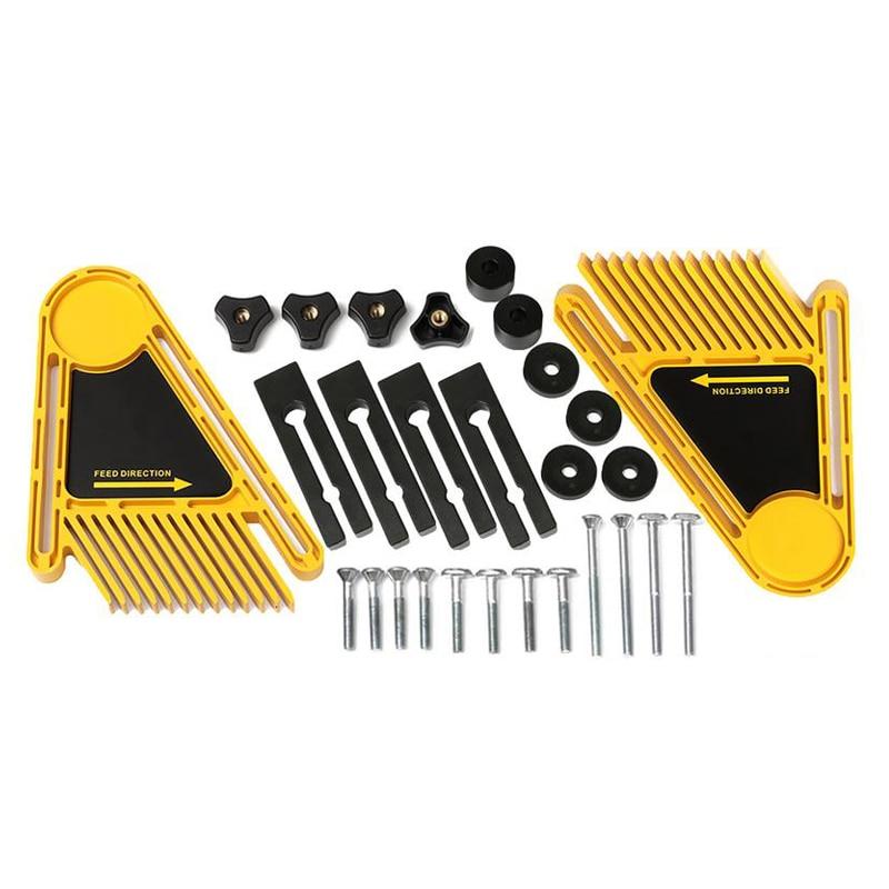 مجموعة أدوات متعددة الأغراض ، لوح ريش مزدوج ، مناشير طاولة ، راوتر ، أسوار ، منشار دائري كهربائي DIY لأدوات النجارة