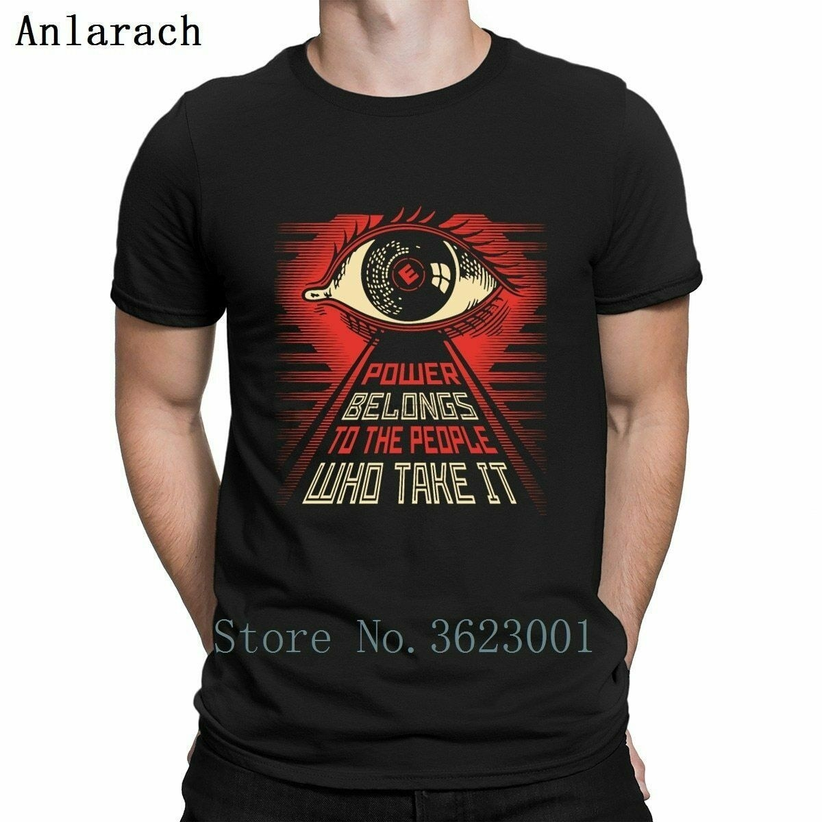 Г-н Робот глаз иллюминатов починились стиль футболка мода печати умный для мужчин T. .. С круглым вырезом, одежда для маленьких девочек и ShirtRound футболка с круглым вырезом