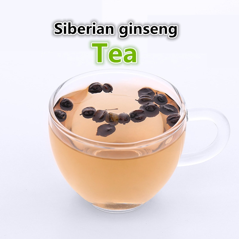 [Importación de China] 50g-1000g, fruta de Ginseng siberiano seca a granel, Ciwujia Cha, eleutherococcus Senticosus... Acanthopanax Berry