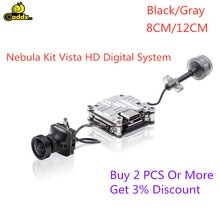 Caddx Nebulosa Kit Vista HD Digitale Sistema di 5.8GHz VTX e 2.1 millimetri 150 ° 720P 60fps AIO FPV macchina fotografica per Unità Digitale Googles RC Drone
