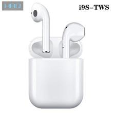 I9s Tws Kopfhörer Drahtlose Bluetooth 5,0 Kopfhörer Mini Earbuds Mit Mic Lade Box Sport Headset Für Smart Telefon