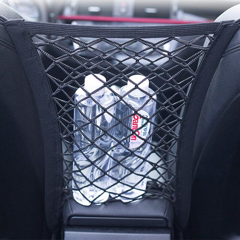 2020 nuevo gancho de almacenamiento para el asiento del coche neto para Porsche 911 918/Cayenne/Macan S/Panamá/Caimán/Carrera/Boxster