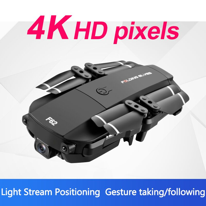 Camera Drone 4K Adjustable Camera Wifi Real Time Video Stable Dron Rc Helicopter 2.4G Foldable Quadcopter Drone With Camera HD enlarge