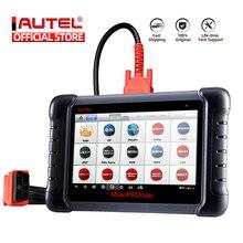 Autel MaxiPRO MP808 teşhis aracı OBD2 profesyonel OE seviye OBDII teşhis aracı anahtar kodlama PK Autel AP200 MK808 MK808TS