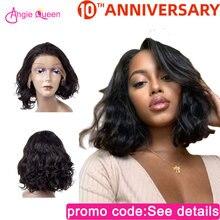 Body Wave lace front human hair wig 150% Malaysian Remy Hair human wigs closure Wig bob wig 100% Human Hair Remy Hair lace wig