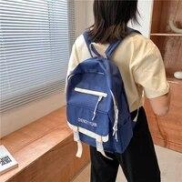 womens anti theft rucksack fashionable girl shoulder bag new series