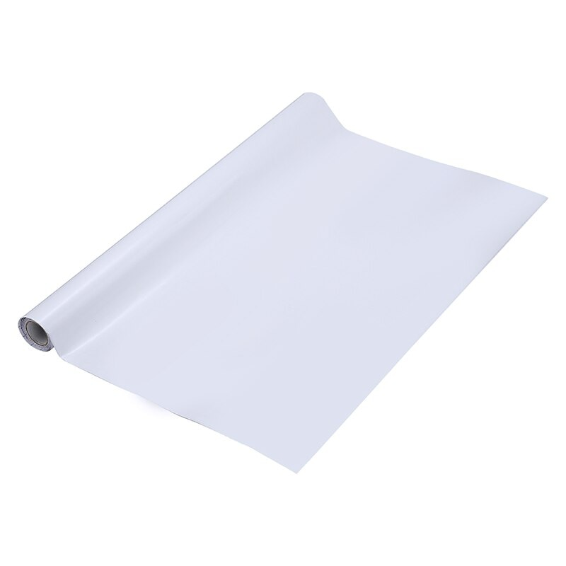 Blank Whiteboard Sheets Used For Teaching Recording And Reminding Presentation Supplies Dry Erasable Paper Plain With Pen