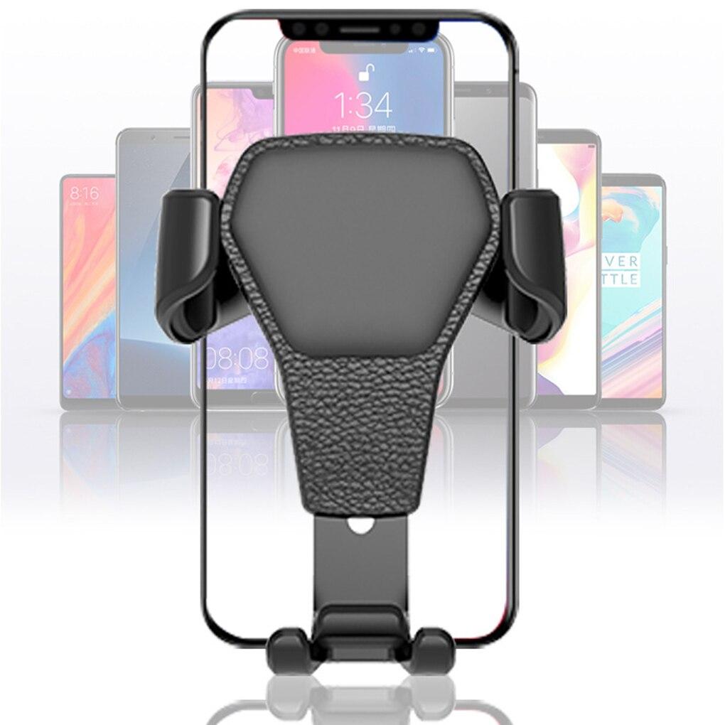 Универсальный гравитационный Автомобильный держатель для телефона, сменный держатель для смартфонов iPhone, Xiaomi, автомобильный держатель, по...