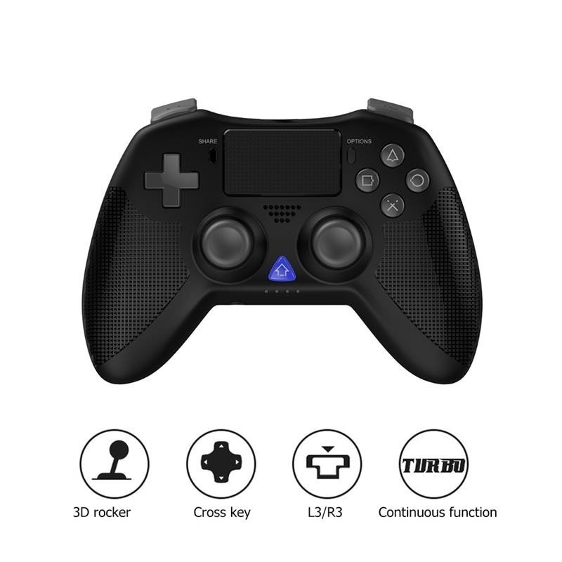 Wired Nintend Switch Controller For PlayStation 4/3/4 Pro/4 Slim Professional USB Gamepad With 3D Joysticks & TURBO Function Ps4