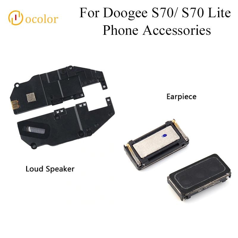 ocolor For Doogee S70 S70 Lite Earpiece Replacement Repair Parts Loud Speaker Earpiece High Quality Phone Accessories