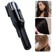 Professional Split Hair Clipper Portable USB Rechargeable Split Ends Hair Clipper Hair Styling Tool