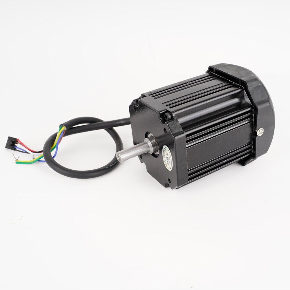 750 Watt Brushless DC Motor/ AC110V 220V Speed Controller/Adjustable speed CW CCW enlarge