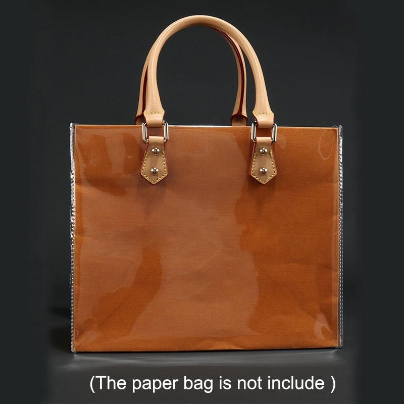 Tote Bag Diy Kit Change Branded Paper Bag To a Real Bag