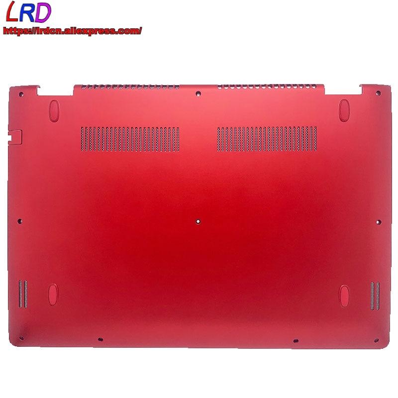 LRD-حافظة سفلية لجهاز Lenovo Flex 3-1470 1480, أصلية ، جديدة ، غطاء لاب توب ، Ideapad Yoga 500-14IBD IHW ISK Laptop 5CB0H91133