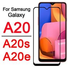 A20s housse de téléphone pour Samsung galaxy A20e A20 A 20 s e 20 s 20e 20a gaxaly galaxy blindé protection décran verre