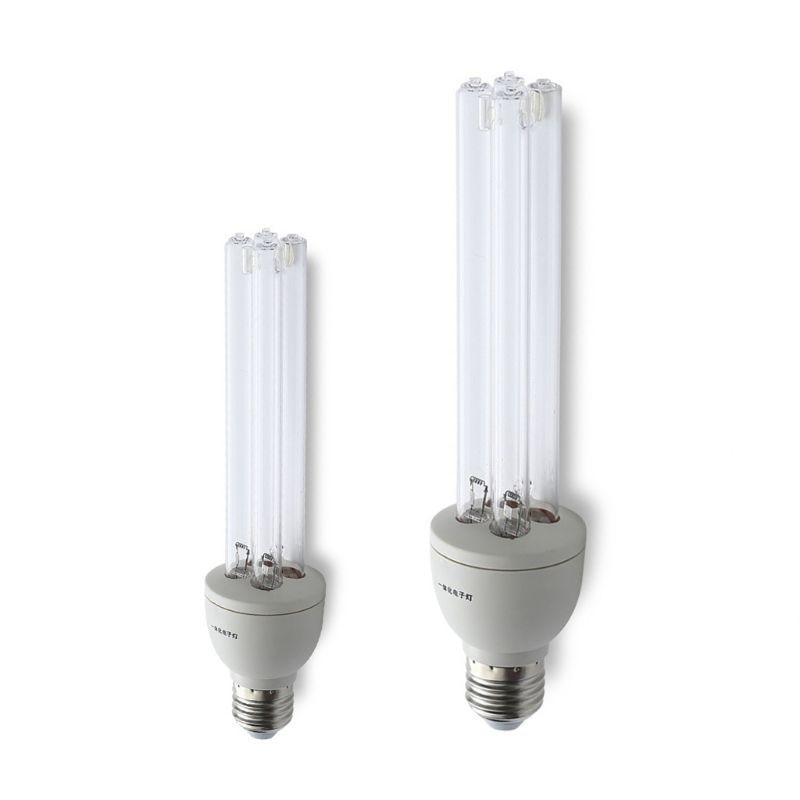 15W/25W UV Germicidal Lamp 220V E27 Screw Port Mobile Light Bulb Tubes for Home enlarge