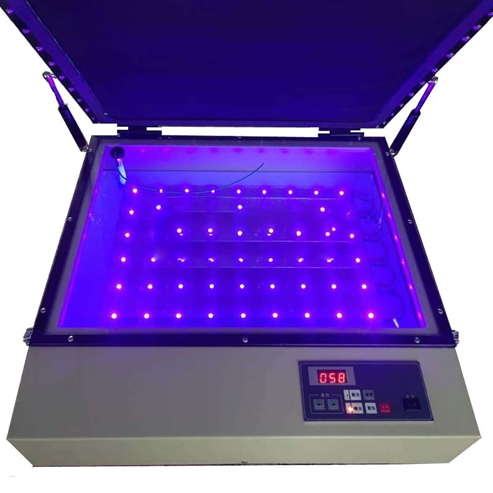آلة التعرض طباعة الشاشة الحريرية ، فراغ آلة التعرض الإطار ، LED آلة التعرض للضوء الأشعة فوق البنفسجية