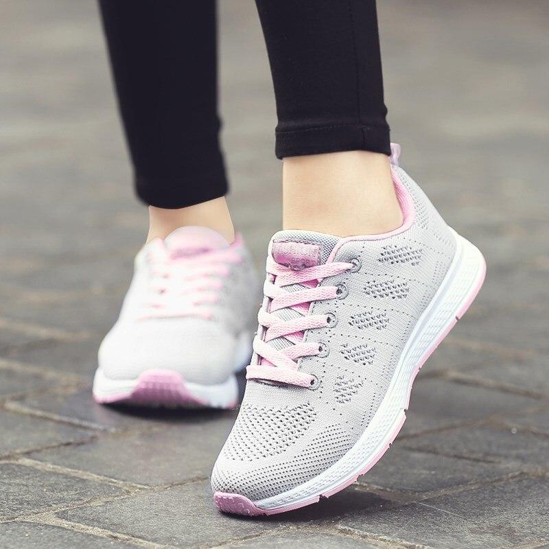 Женская повседневная обувь, женская спортивная обувь, дышащая и удобная спортивная обувь, женская обувь