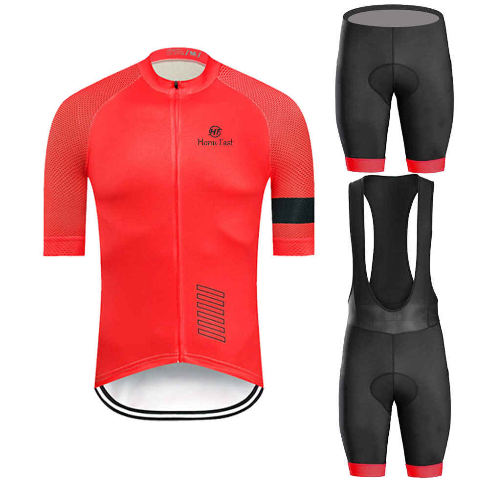 go Pro Road Bike Cycling jersey set salexo Men Short Sleeve Jersey Set Mtb Cycling Clothing 2020 Summer Uniform Ropa Ciclismo