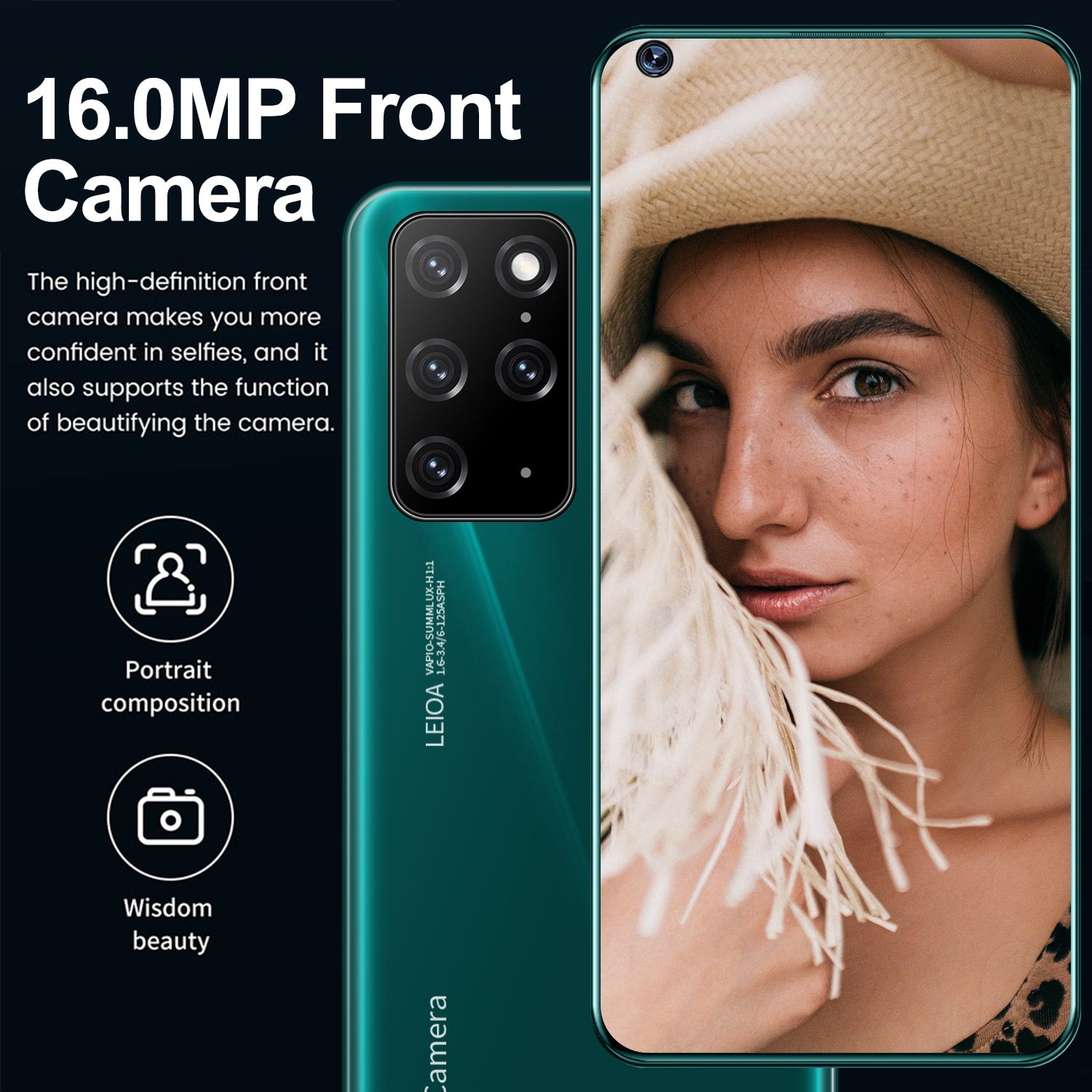 Galay S21 Ultra Smartphone 7.2 inch 12GB+512GB 5000mAh Unlock Mobile phones Global Version 4G 5G Android 10 Celulares Cell phone enlarge