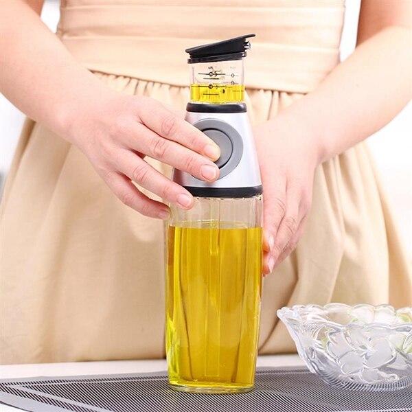 Utensilios de cocina dispensador de vinagre de aceite de oliva