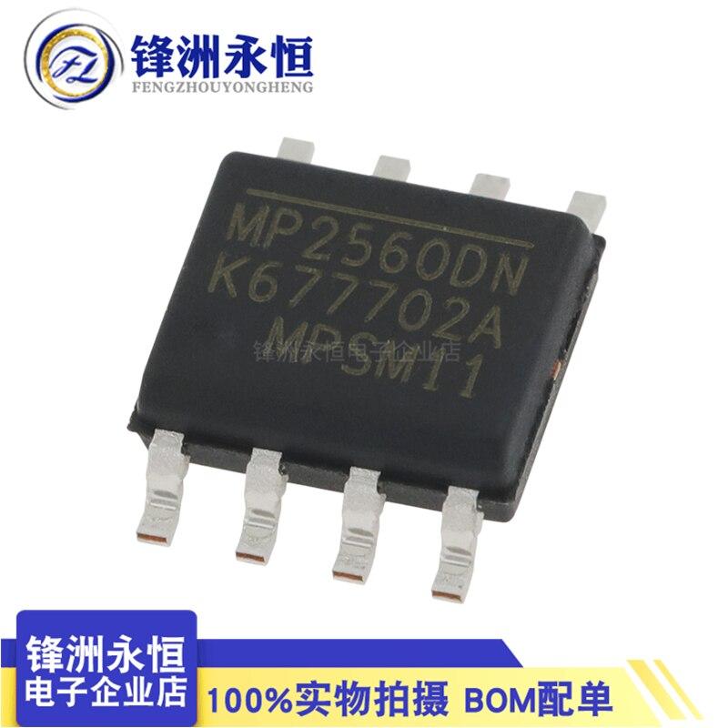 10pcs 100% Novo MP2560 MP2560DN MP2560DN-LF-Z SOP8 Chipset
