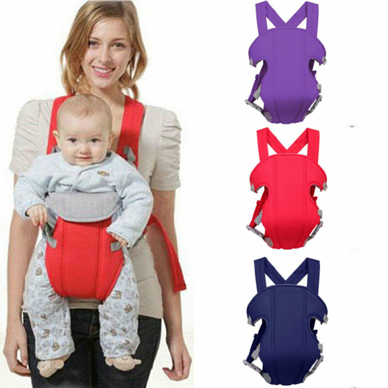 New Portable Ergo 360 Baby Four Position Carrier Dusty gray Breathable Backpacks
