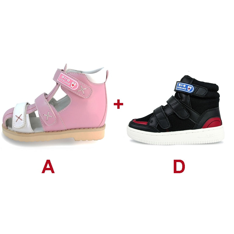 Girls Summer Sandals Fashion School Trend Sneakers Baby Custom Medical Cute Orthopedic Sports Shoes for Kids Childrens Toddlers enlarge