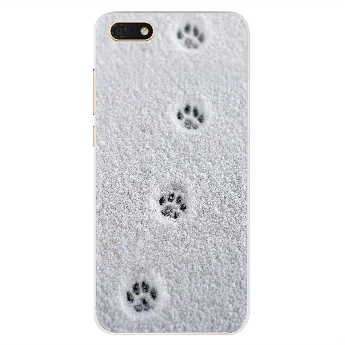 Funda de teléfono de silicona personalizada con diseño de garra de gato para Sony Xperia XA Z Z1 Z2 Z3 Z5 XZ1 XZ2 compact M2 M4 M5 C4 C6 E3 T3