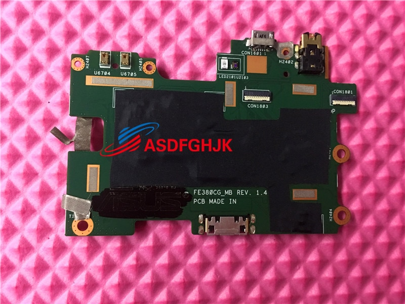 Original para Asus Fonepad 8 FE380CG placa base totalmente probada