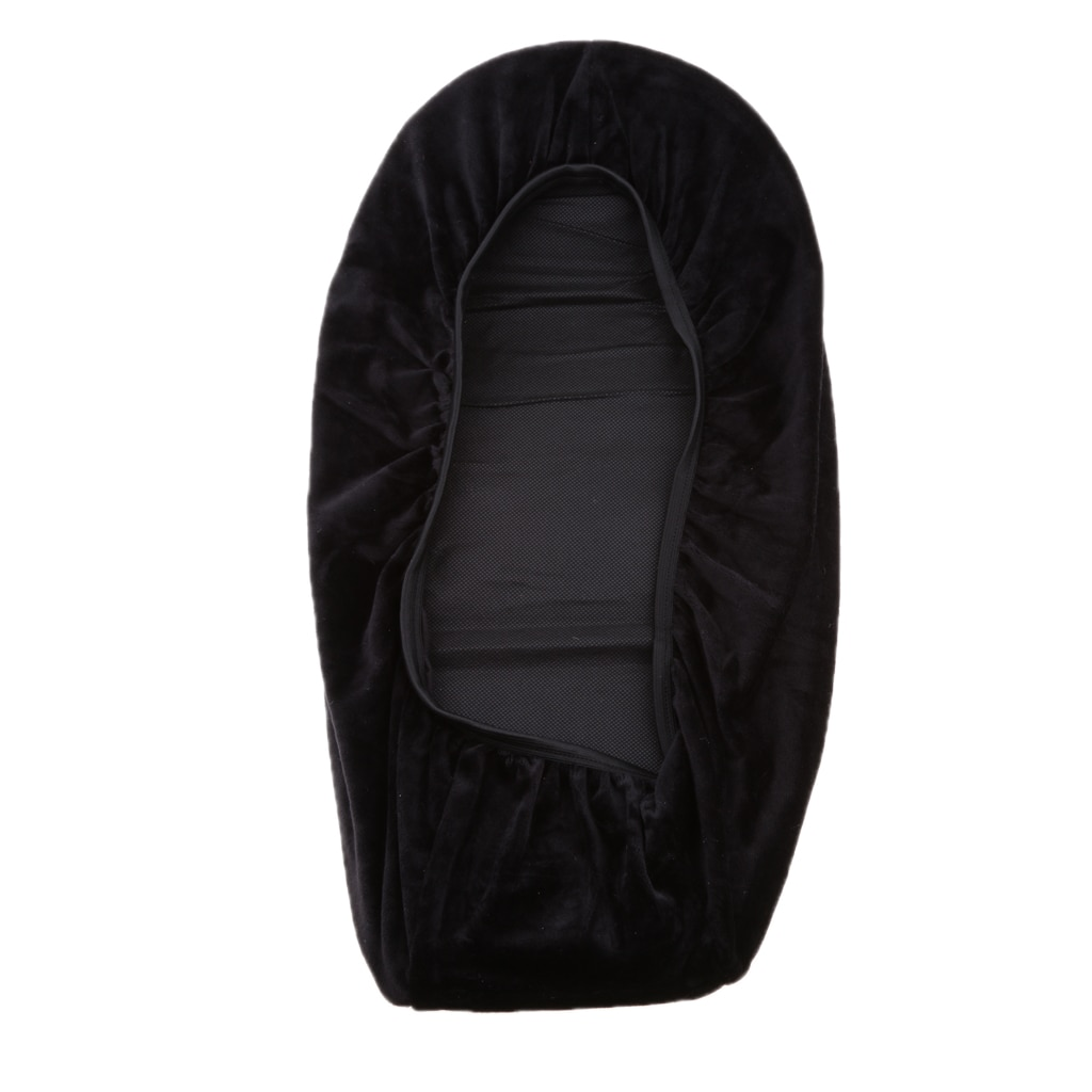 Motorcycle Electric Car Seat Cover Scooter Mesh Cushion Mat Black XXL
