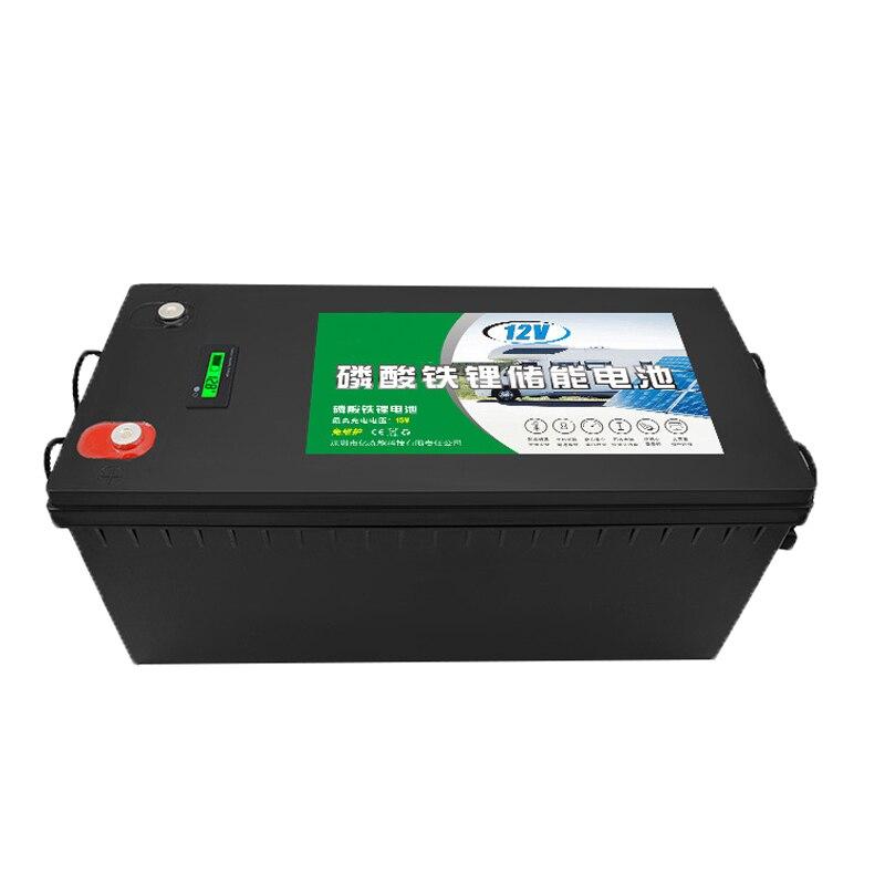 Inversor recargable de ciclo profundo, batería de Camper, 200 Amp, Lifepo4, 50ah,...