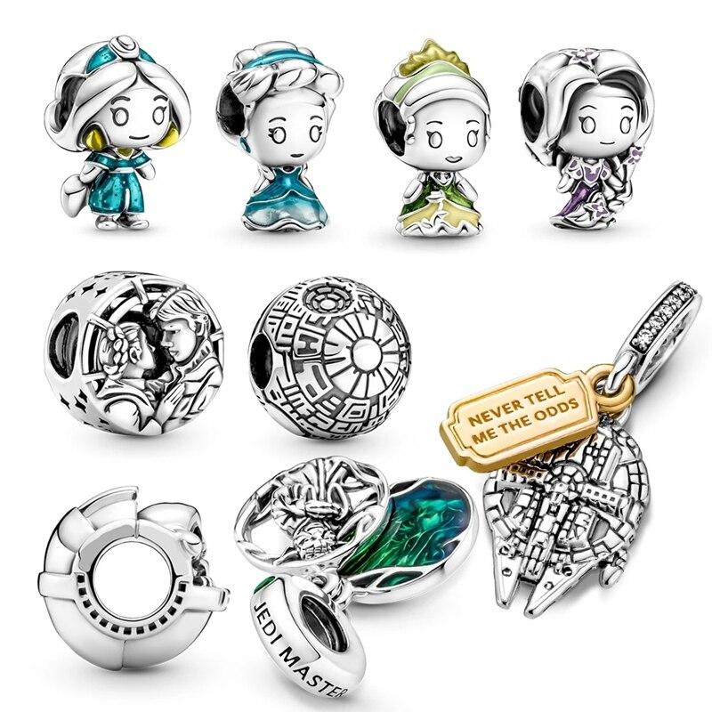 Nuevo Original Pandora Pulseras cuentas mejor venta de producto de la plata...