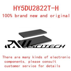 100% new memory granule HY5DU2822T-H tsop flash DDR SDRAM routing upgrade memory provides BOM allocation