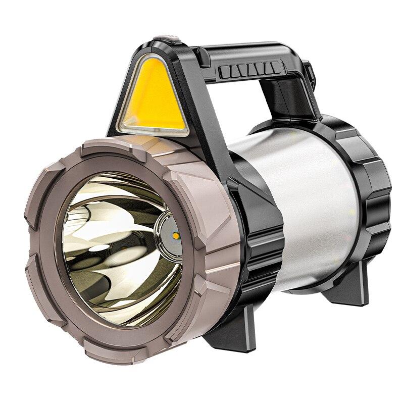 Hand Crank Camping Lantern Lamp Flashlight Inspection Lamp Lanterns Rechargeable Worklight Linternas Outdoor Equipment BI50PL enlarge