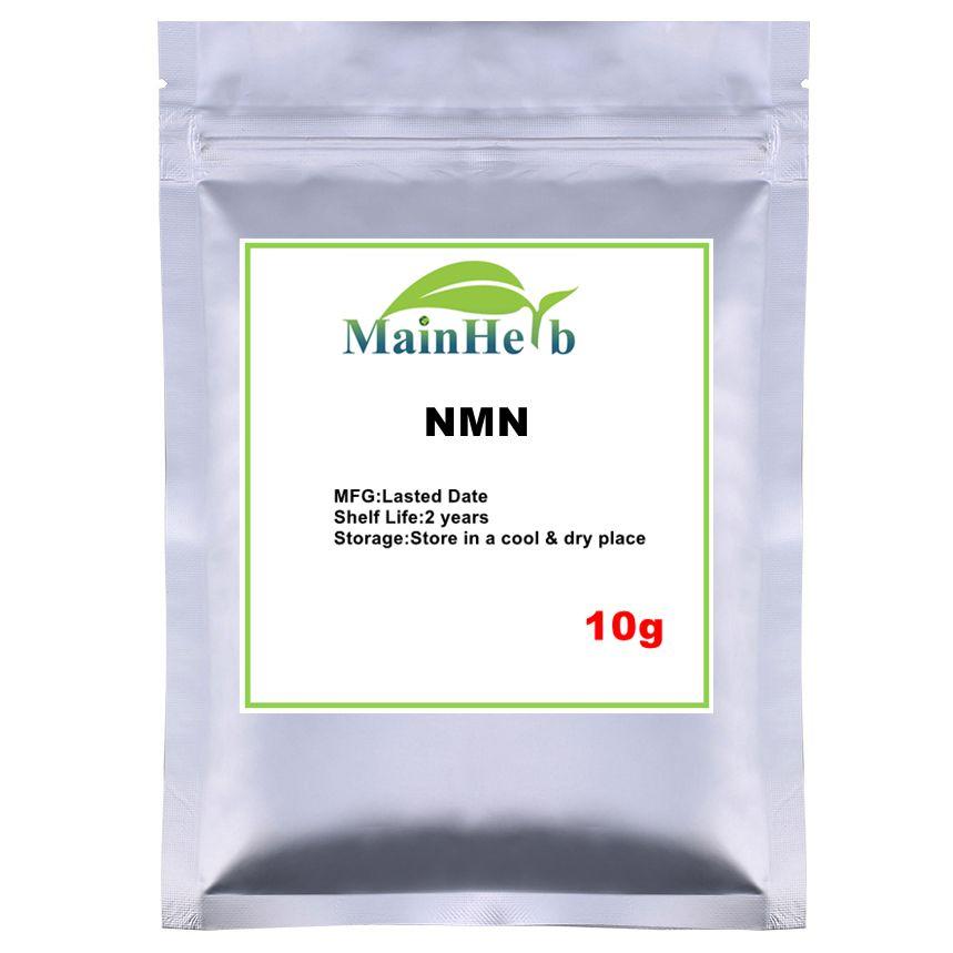 Nicotinamide Mononucleotide NMN For Skin Care hot sale 99% nicotinamide mononucleotide nmn powder 1pc festival nutrition supplement skin body face gloss nicotinamide riboside