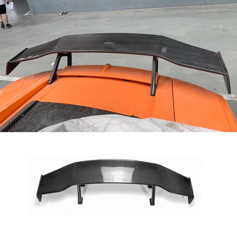 Задний спойлер из углеродного волокна GT Спойлер Крыло для Lamborghini Gallardo задний