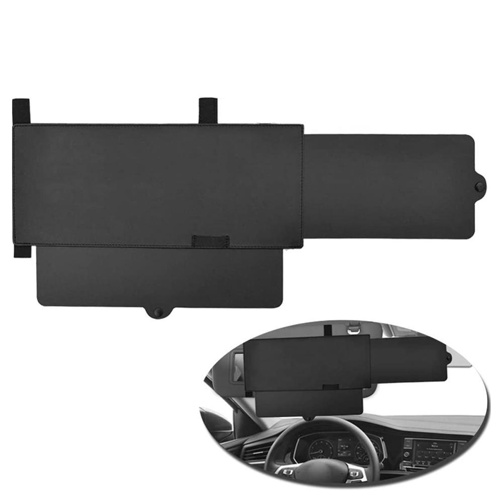 Car Sun Visor Extender anti-glare Sun Blocker Car Window Sunshade UV Rays Blocker Universal for Cars Sun Visor Auto Accessories