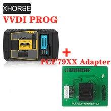 Xhorse-programmateur Original, adaptateur PCF79XX, pour VVDI PROG de programmateur, V4.9.4 VVDI PROG