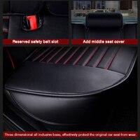 2020 New Custom Leather Four Seasons For Opel Astra h gmokka insignia mokka Car Seat Cover Cushion