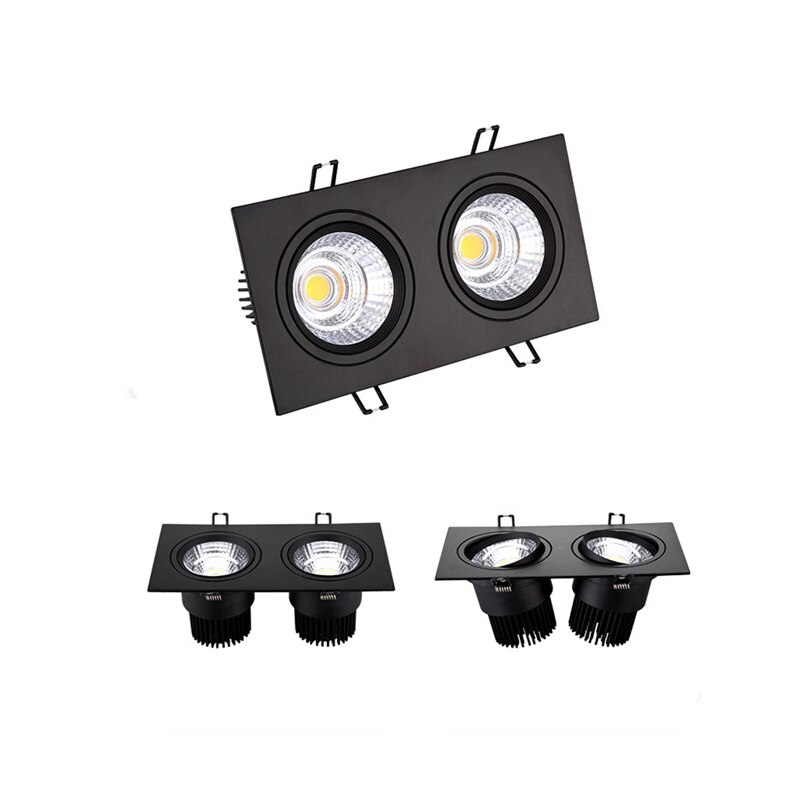 LED Downlight 7W 10W 14W 20W  Recessed Ceiling Lamp AC 220V 230V 240V Indoor Lighting Warm White Cold