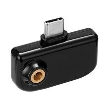 Mini thermomètre infrarouge USB Intelligent Portable double Modes dispositif de mesure de la température Support téléphone APP économie de données