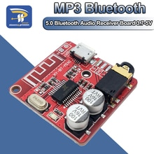 Diy Bluetooth Audio Receiver Board Bluetooth 4.0 4.1 4.2 5.0 MP3 Lossless Decoder Board Draadloze Stereo Muziek Module 3.7-5V