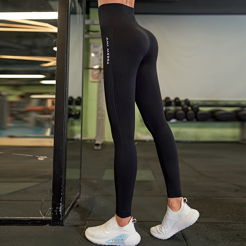 2020 leggings para gimnasio Push Up Sexy panza Control Yoga pantalones de cintura alta deporte Legging Fitness Running Capri