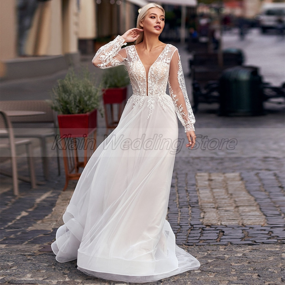 Mermaid Wedding Dress 2021 Lace Ivory Wedding Party Dress Beading Wedding Gown Backless Sleeveless Bridal Dress Size Custom Made
