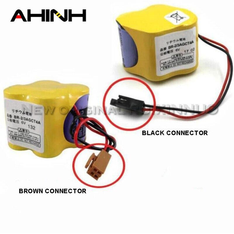 Lote de 20 unidades de baterías PLC BR-2/3AGCT4A 6 v BR-2/3AGCT4A de...