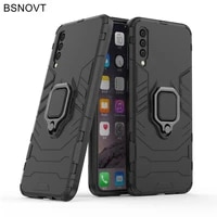 for samsung galaxy a50s case a507f magnetic armor finger ring hard pc case for samsung galaxy a50s cover for samsung a50s case