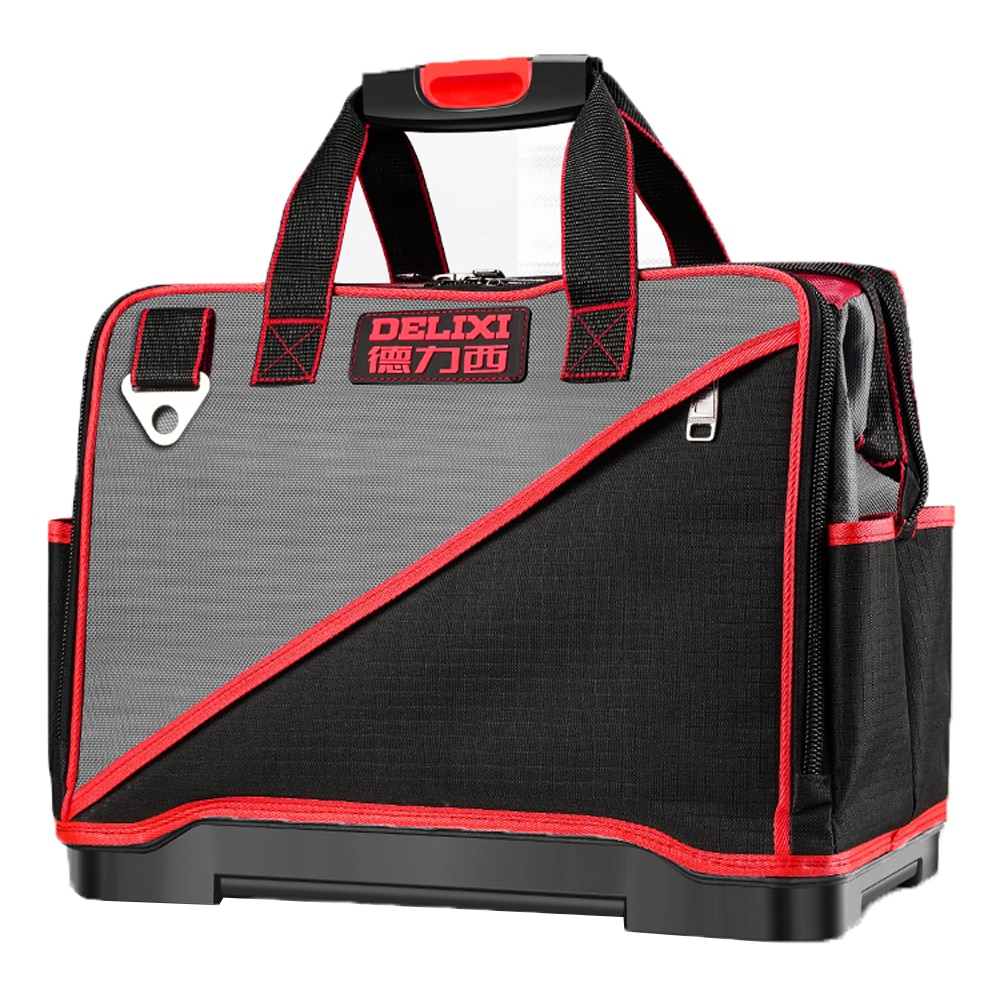 Computer Tool Bag Multi-function Electrician Thickened Hand-held Shoulder Bag Household Maintenance Hardware Tool Bag