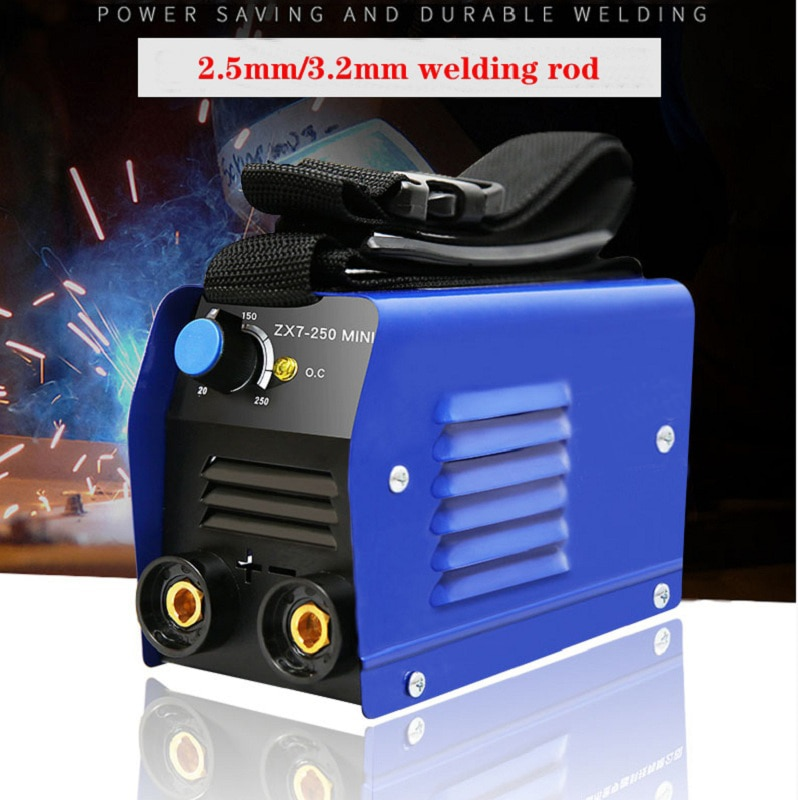 IGBT DC Inverter welding equipment MMA/ARC machine ZX7-250 welder 1 year warranty Fast shipment